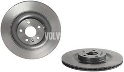 Rear brake disc (340mm) SPA XC90 II