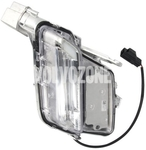 Front position light/daytime running lamp LED right P3 XC60 (2014-) FC2