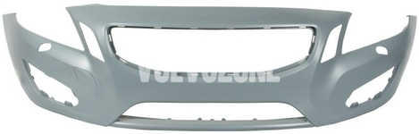 Front bumper with headlight washer hole P3 (-2013) S60 II/V60