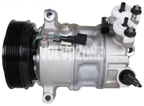 Air conditioner compressor 4 cylinder engines 1.5/2.0 (2014-) P1/SPA without Twin Engine (Variant code BA01)