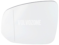 Outside mirror glass left SPA XC90 II driver side (without automatic dimming)