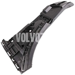 Front bumper mounting bracket right P2 (2007-) XC90