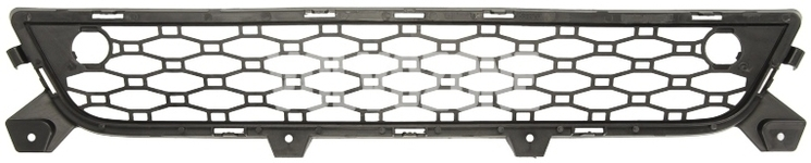 Front bumper grill P3 (-2013) XC60 with holes for parking sensors