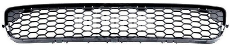 Front bumper grill P3 (-2013) S80 II