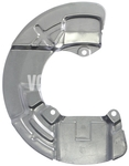 Front brake disc protecting plate front left P2 S60/S80/V70 II/XC70 II, XC90 (316mm diameter)
