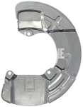 Front brake disc protecting plate front right P2 S60/S80/V70 II/XC70 II, XC90 (316mm diameter)