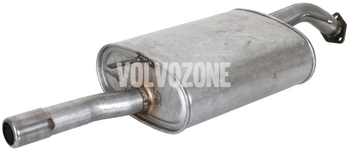 Exhaust end silencer 1.6/1.8/2.0 (2000-) S40/V40