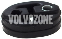 Rubber mount - middle silencer, front/rear 1.6/1.8/2.0 (-1999) S40/V40