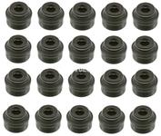 Valve seal (20x set) inner diameter 6mm P80, P1, P2, P3
