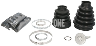 Right drive shaft boot kit inner/outer 1.6D2 P1 C30/S40 II/V50 gearbox B6