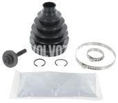 Drive shaft boot outer 2.4 P2 (2000-) S60/S80/V70 II 5 speed AT/MT transmissions