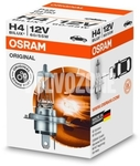 Osram H4 halogen bulb