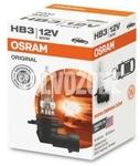 Osram HB3 halogen bulb