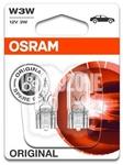 Osram W3W bulb 2pcs