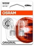 Osram W5W signal bulb 2pcs