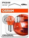 Osram PY21W signal bulb 2pcs