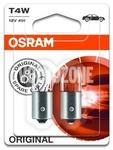 Osram T4W signal bulb 2pcs