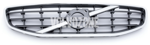 Radiator grill P3 (-2013) S60 II/V60 without emblem