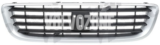 Radiator grill P1 (2008-2010) S40 II/V50 without emblem