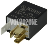 Multifunction relay 12V 30A - Number of poles 5