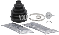 Drive shaft bellows kit outer D5/2.5T/T6 P2 (CH -196987) XC90 gearbox 4T65 AWD, AW50/51 AWD