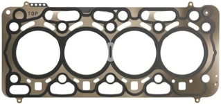 Cylinder head (triangle) gasket 4 cylinder diesel engines (2014-) 2.0 D5 P3 SPA thickness 1,05mm (4 holes)