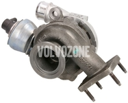 Turbocharger 5 cylinder engines 2.0 D3/D4 P1 C30/C70 II/S40 II/V40 II(XC)/V50 P3 S60 II/V60/XC60 S80 II/V70 III/XC70 III