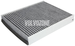 Cabin air filter P1 V40 II(XC) (activated carbon)