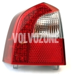Taillight left, outer P3 (-2013) V70 III/XC70 III