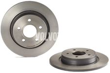 Rear brake disc (280mm) P1 V40 II(XC)