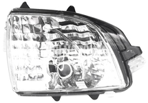 Outside mirror turn indicator right P2 (2007-) XC70 II/XC90, P3 XC70 III