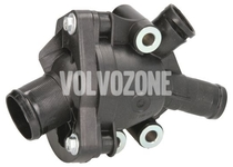 Thermostat housing 5 cylinder engines P1 C30/C70 II/S40 II/V40 II(XC)/V50 P3 S60 II(XC)/V60(XC)/XC60 S80 II/V70 III/XC70 III