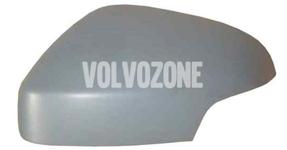 Outside mirror cover left P1 V40 II(XC), P3 (-2011) S80 II/V70 III (bulb in indicator) driver side